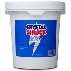 Crystal Shock Lithium Hypochloride, 24 Pack