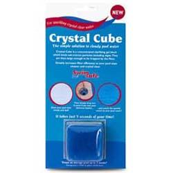 Crystal Cube Gel Block for Sand and Cartridge Pool Filters