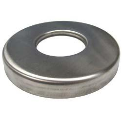 Escutcheon 1.90in. Round (Ea) Stainless Steel