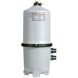 Dual Quad-Cluster 700 sq. ft. Cartridge Pool Filter
