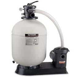 Pro-Series Top-Mount Above Ground 20in Sand Filter 1-1/2HP Power-Flo Matrix