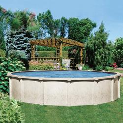 Fusion 15 ft. x 30 ft. Oval Above Ground Pool Liner
