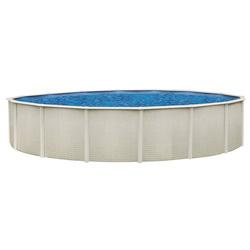Freestyle 15 ft. Round Above Ground Swimming Pool Package