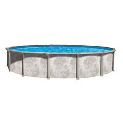 Ambassador 15 ft. Round Above Ground Pool Liner