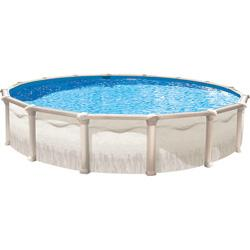 Admiral 15 ft. Round Above Ground Pool Liner