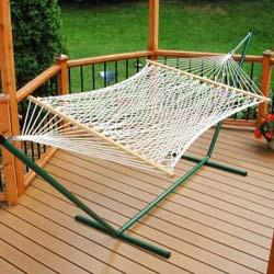 11 Cotton Rope Hammock