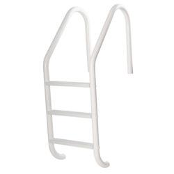 3-Step Ladder - White
