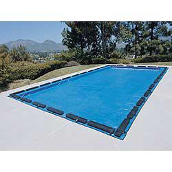 Deluxe 12 ft. x 24 ft. In Ground Pool Cover