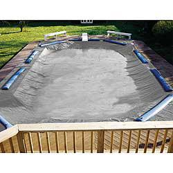 Steel Guard 16 ft. x 32 ft. In Ground Pool Cover