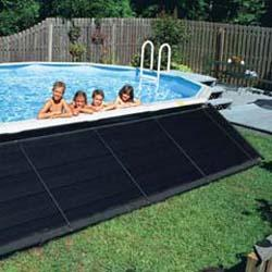 SunHeater AG Solar Heating System, 4 ft. x 20 ft.