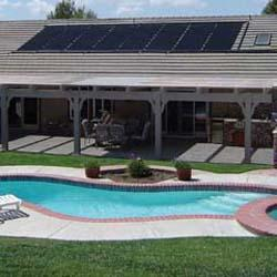 SunHeater IG Solar Heating System