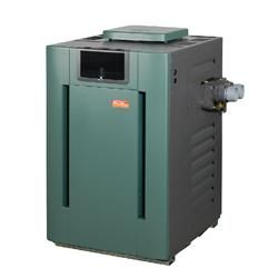 Digital ASME 333,000 BTU, Natural Gas, Commercial Pool Heater for 0-2,000' Elevation - C-R336A-EN-C #50