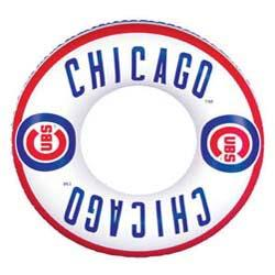 Chicago Cubs Swim Tube