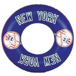 New York Yankees Swim Tube