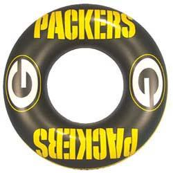 Green Bay Packers Swim Tube