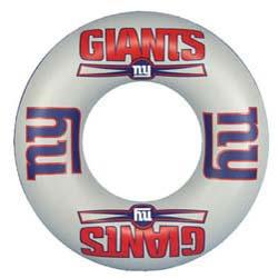 New York Giants Swim Tube