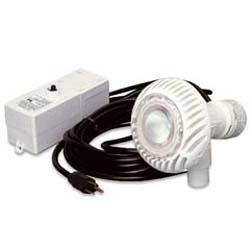 AquaLuminator 2010 Convertible Above Ground Pool Light and Water Retun