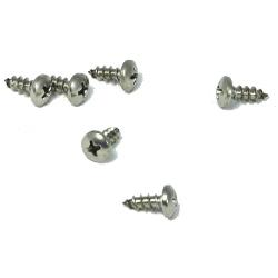 Upper Body Screw Pack for Pool Vac XL/Navigator Pro