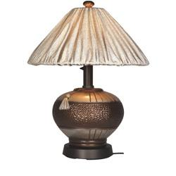 Phoenix Outdoor Table Lamp, Bronze