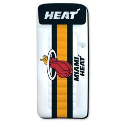 Miami Heat Floating Mattress