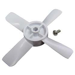 Propeller for ATV