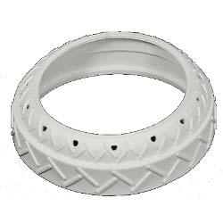 Kreepy Krauly Pool Cleaner Rubber Tire, White
