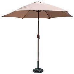 Market Outdoor Patio Umbrella, Green