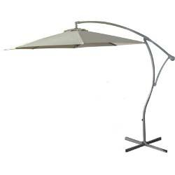 Banana 9 Offset Umbrella, Beige