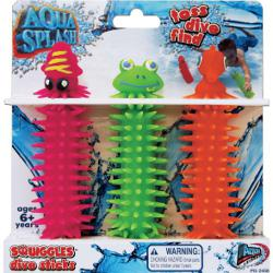 Squiggles Dive Sticks