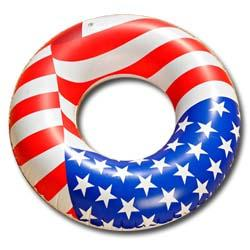 Americana Splash Tube