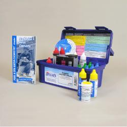 Complete Chlorine Pool and Spa Water Test Kit