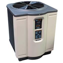 Heat Master Energy Efficient Heat Pump for Pools up to 65k Gallons
