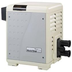 MasterTemp, Low NOx, 250,000 BTU, Natural Gas, ASME Pool and Spa Heater