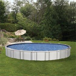 Excursion 12 ft. x 24 ft. Oval Above Ground Swimming Pool