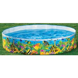 Snap Set 6 ft. Round Kiddie Pool