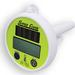 Solar Powered Digital Thermometer