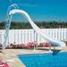 Rogue GrandRapids Left Turn Complete Pool Slide, Marine Blue