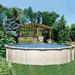 Fusion 15 ft. Round Above Ground Pool Liner