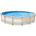 Admiral 12 ft. x 18 ft. Oval Above Ground Pool Liner