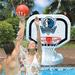 Dallas Mavericks Poolside Basketball Game