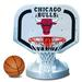 Chicago Bulls Poolside Basketball Game