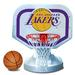 LA Lakers Poolside Basketball Game