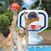 Golden State Warriors Poolside Basketball Game