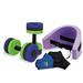 Aqua Fitness Exercise Set, 6 Pack