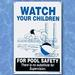 Watch Your Children - Sign