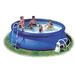 Snap Set 12 ft. Round Kiddie Pool