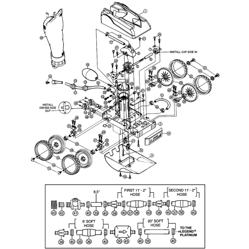 pentair motor diagram