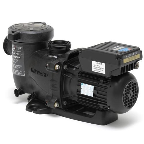 Hayward Max Flo Vs Variable Speed Pool And Spa Pump 230v