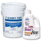 Pool Perfect + PHOSfree and Jumbo Chlorine Tabs Bucket Bundle