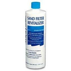 Sand Filter Revitalizer, 1 qt.